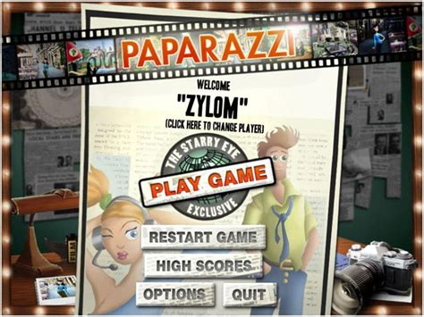 celebrity paparazzi games online paparazzi gamehouse