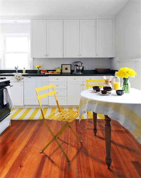 yellow kitchens with white cabinets white and yellow kitchens transitional kitchen rue