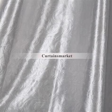 long grey curtains decorative polyester ready made long curtains in gray for