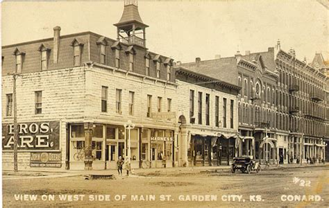 What County Is Garden City Ks In by Images Of Kansas Towns And Cities