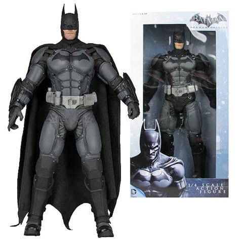 Figure Captain America Robocop Batman Set S4c batman arkham origins batman 1 4 scale figure