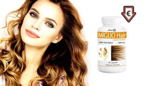 alimenti per rinforzare capelli fino a 360 capsule di integratore alimentare per