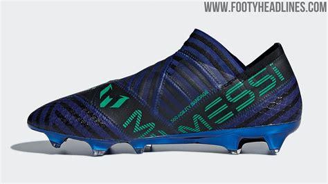 deadly strike adidas nemeziz messi  boots released