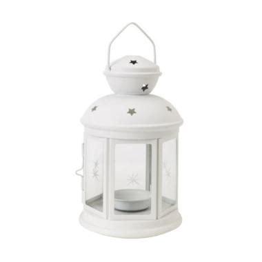 Lu Lentera Tempat Lilin Kecil Ikea Rotera jual ikea rotera lentera untuk lilin kecil putih