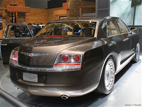 chrysler imperial concept 2006 chrysler imperial concept gallery supercars