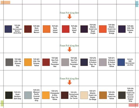 color charts tru color paint