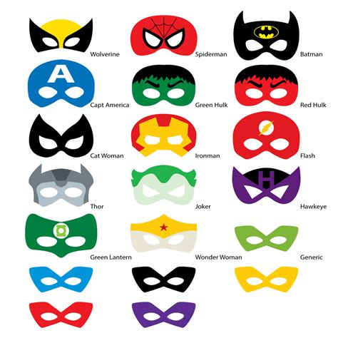 printable photo booth props superhero search results for free printable booth props templates