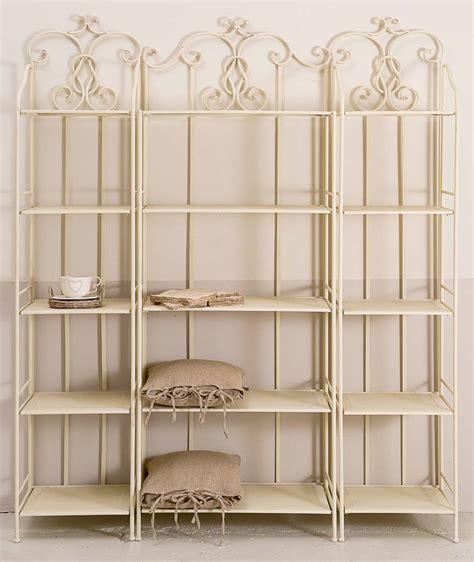 etagere in ferro battuto composizione ferro battuto etnico outlet mobili