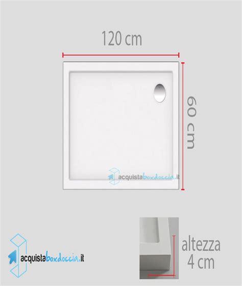 piatto doccia 60x120 vendita piatto doccia 60x120 cm altezza 4 cm