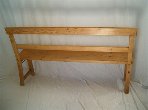pine settle bench for sale pine settle or bench antiques atlas