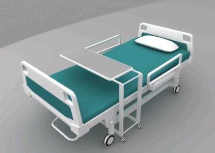 hospital bed  max model   studio max designs cad