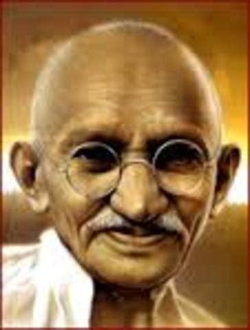 gandhi biography amazon uk most famous people timeline timetoast timelines