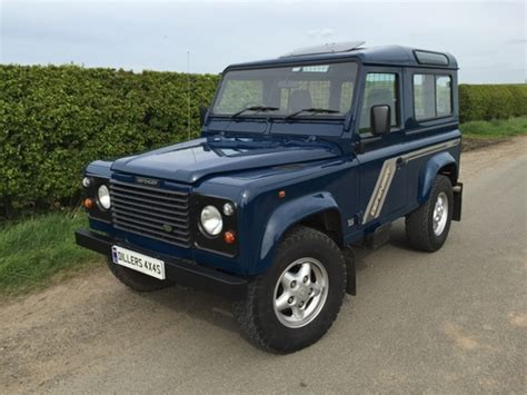 1998 r land rover defender 90 county pack station wagon