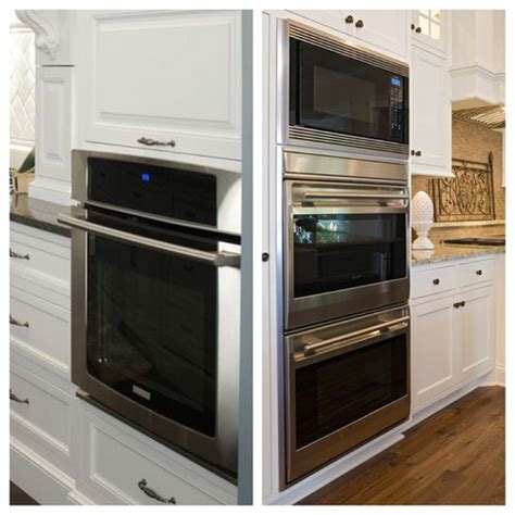 Kitchen Island With Microwave by Poll Double Or Single Oven