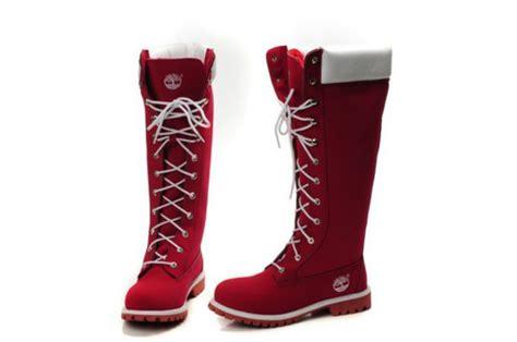 shoes timberland boots knee high fashion wheretoget