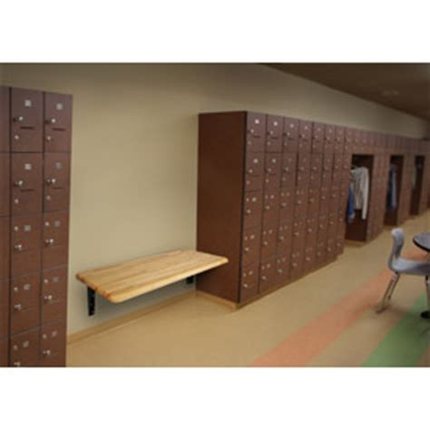ada locker room bench lockers benches ada locker bench with wall mount