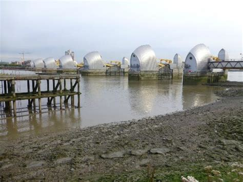 thames river cruise thames barrier the thames barrier picture of thames river london