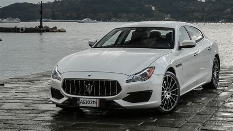maserati white 2016 maserati quattroporte gts 2016 review car magazine