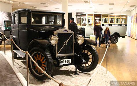 gallery volvo museum  years  swedish pride
