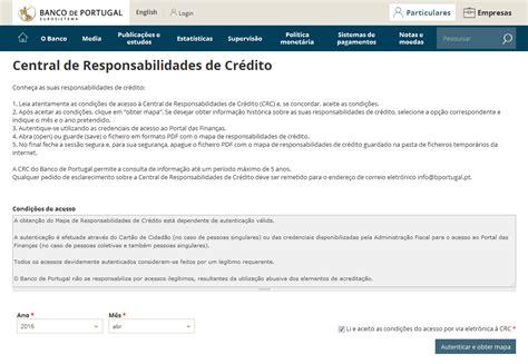 banco de portugal mapa crc thujamassages