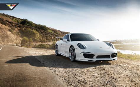Porsche Car Wallpaper Hd by Porsche 991 S Vorsteiner V Gt Aero Program