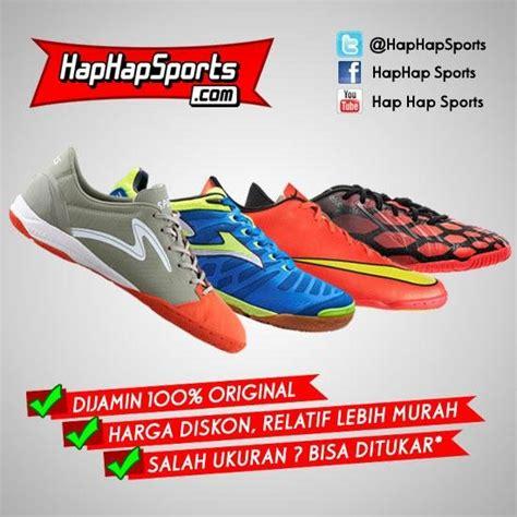 Sepatu Futsal Original Diskon sepatu futsal diskon haphapsports