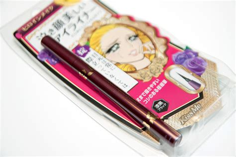 Eyeliner Heroine Make a makeup lipglossiping 187 archive