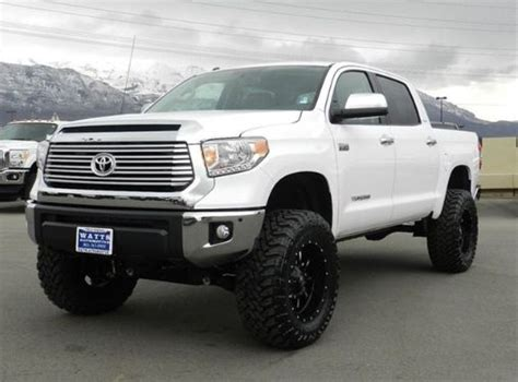 Toyota Tundra White Toyota Tundra Toyota And Wheel On