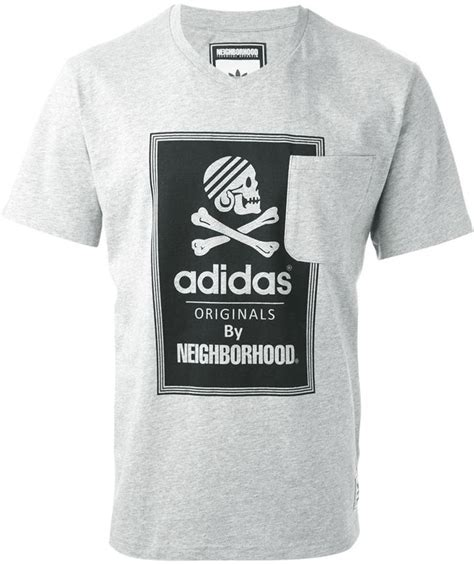 Adidas Neighborhood Tshirt adidas neighborhood t shirt shopstyle tees