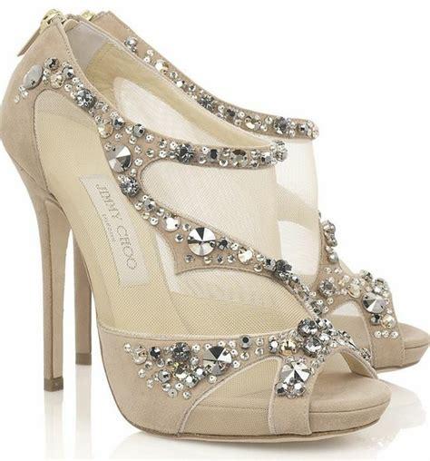 Schuhe Hochzeit by Jimmy Choo Jimmy Choo Brautschuhe 796689 Weddbook