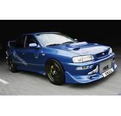 Car Subaru Impreza WRX STi Blue Cars Wallpapers