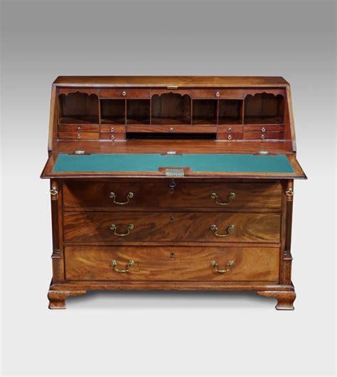 antique bureau mahogany bureau antique desk bureau and