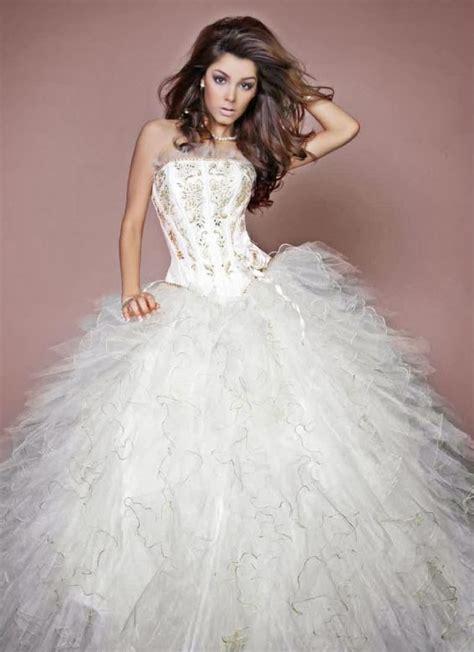 imagenes de vestidos de novia y quince años lindos vestidos de 15 a 241 os estilo princesa moda 2018