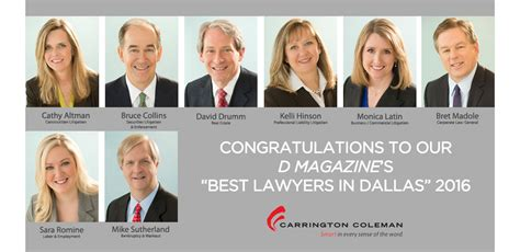 best lawyers d magazine quot best lawyers in dallas quot 2016 includes eight