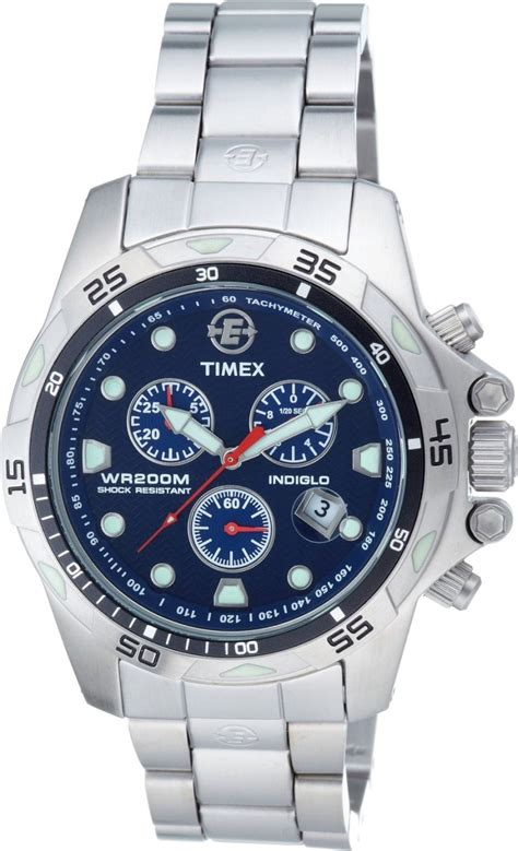 timex dive timex t49799 expedition dive style chronograph for