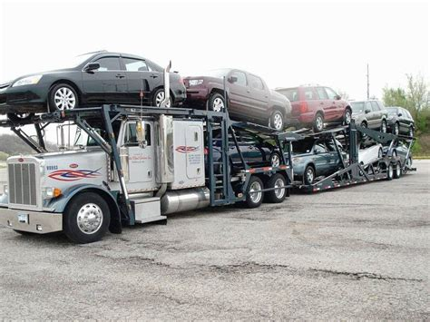 car shipping service open  enclosed carrier ehaulers