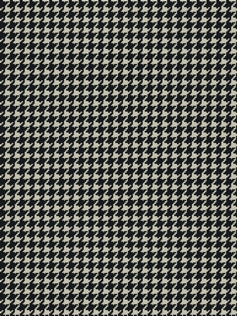 Large Scale Houndstooth Upholstery Fabric by Black Houndstooth Upholstery Fabric For Furniture Black