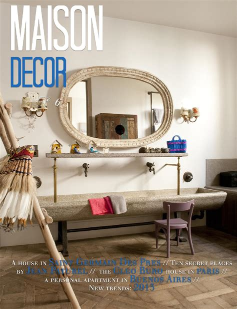 Maison Decor by Maison Decor N6 By Maison Decor Mag Issuu