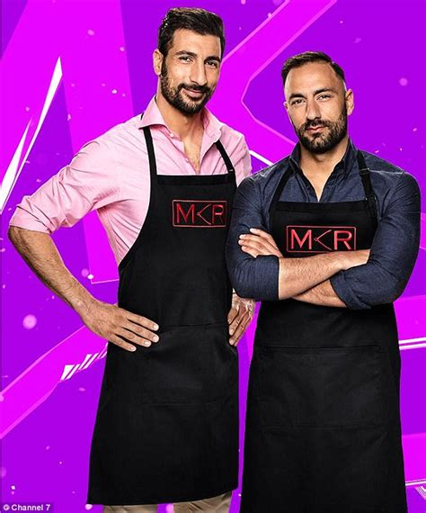 Kitchen Idea Pictures Mkr 2018 Villains Jess And Emma Are Revealed Daily Mail
