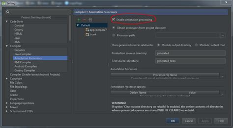 android annotations android annotations gradle android studio build issues