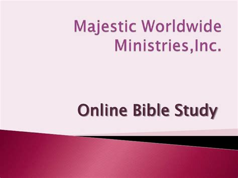 free online bible study lessons bible study online lesson1 anxiety