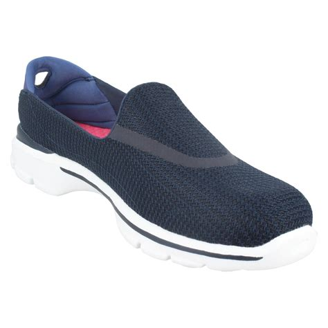 Skechers Mat by Skechers Slip On Go Walk 3 Goga Mat Slip On Shoes