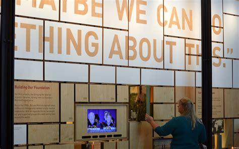 Bill Melinda Gates Foundation Foster Mba by The Bill Melinda Gates Foundation Visitor Center Is A