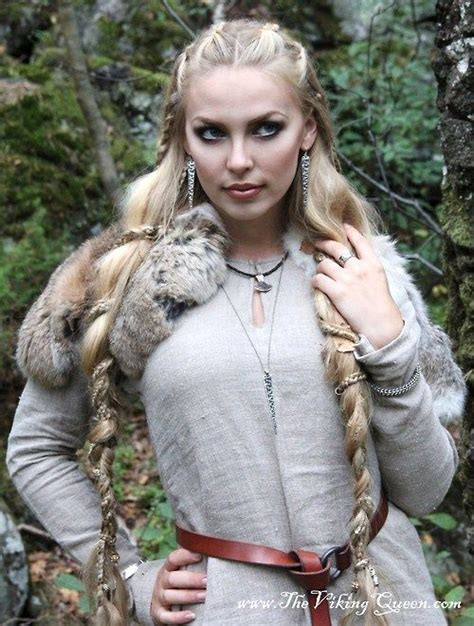 vikings hairstyles customes www thevikingqueen com swedish larpers others