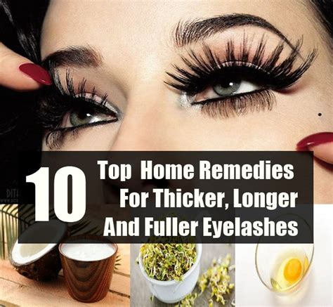 top 10 excellent diy home remedies for thicker longer and