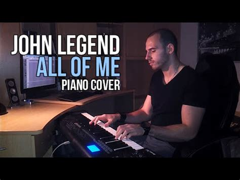 all of me john legend piano cover overhead tutorial john legend all of me piano cover by marijan sheets