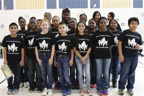 couch elementary garland tx gisd commemorates african american history month