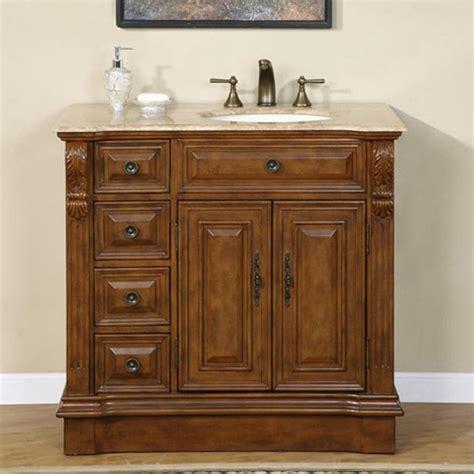 38 perfecta pa 5342 bathroom vanity single sink cabinet