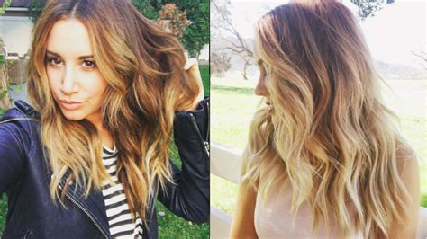 diy beach wave perm this new tutorial will give you chic wavy hair like lauren