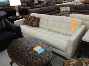 milan pearl leather sofa encore home furnishings new furniture outlet quality